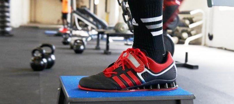 sale retailer 726fd 5a773 Comparatif de chaussures d haltérophilie Adidas