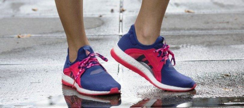chaussure adidas femme course