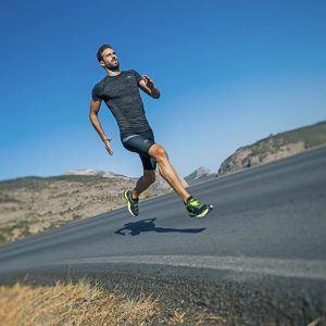 tenue de sport running homme