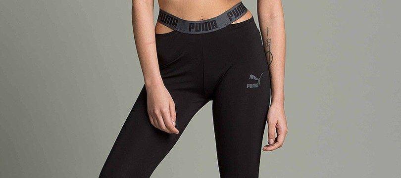 premium selection c98fd 88841 6 leggings de sport Puma de qualité pour femme