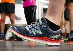 Comparatif de chaussures de running New Balance pour homme