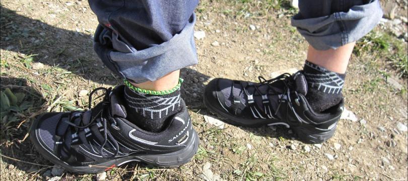 Quelles chaussures de trail Salomon acheter ? en octobre 2019
