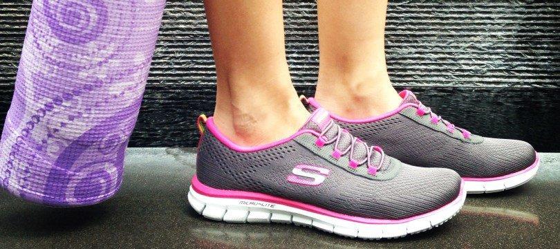 separation shoes 444e9 7328f Quelles chaussures de fitness Skechers acheter   en mai 2019